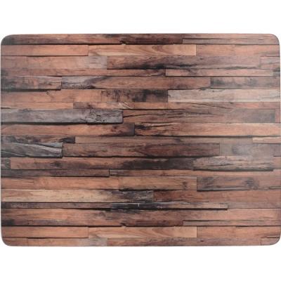 《CreativeTops》軟木餐墊6入(木牆30cm)