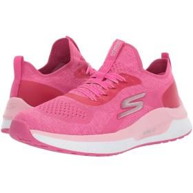 [スケッチャーズ] レディーススニーカー・ウォーキングシューズ・靴 Go Run Steady Hot Pink 10 (27cm) B [並行輸入品]