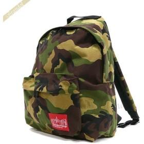 マンハッタンポーテージ Manhattan Portage リュック Big Apple Backpack M バックパック カモフラ柄 グリーン系 1210 CAMO