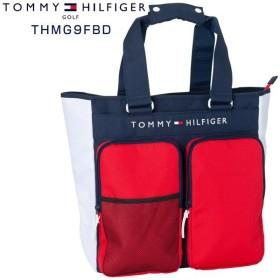 最大19%戻ってくる 1000円引きクーポンも発行中 トミーヒルフィガー ゴルフ バッグ シグネチャー トートバッグ THMG9FBD