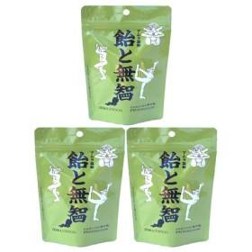 【ZEN NUTRITION】ゼンニュートリション 飴と無智(アムラ塩飴) 3袋セット