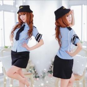 ハロウィン コスプレ ポリス 婦人警官 コスチューム コスプレ衣装