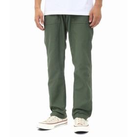 orSlow / オアスロウ : US SLIM FIT FATIGUE PANTS -GREEN- : 【ファーフェッチ】ユーエスファティグパンツ ワークパンツ カーゴパンツ : 01-5032-16