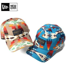 ニューエラ ペンドルトン コラボ キャップ 帽子 サイズ調整 9THIRTY NEW ERA PENDLETON メンズ