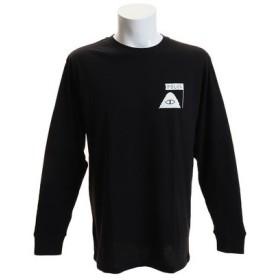 POLER ODD-BIRD 長袖Tシャツ D21220004-BLK (Men's)