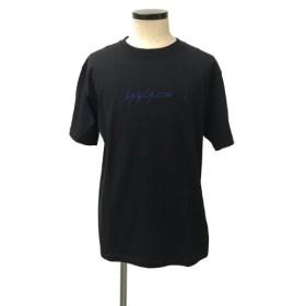 新品同様 半袖Tシャツ レディース SIZE LARGE (L) YOHJI YAMAMOTO×NEW ERA 中古