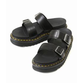 Dr.Martens / ドクターマーチン : 【レディース】MYLES :マイレス シューズ ドクターマーチン 靴 サンダル レディース : 23523001