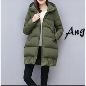 [55555SHOP] 魅力100% 秋冬新品 女性 ダウンジャケット ファッション 綿ジャケット 冬 カジュアル コート ファッション 綿ジャケット 冬