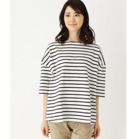 SHOO・LA・RUE(シューラルー)カリフォルニアコットンゆるTシャツ