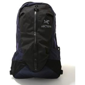 【10倍】ARC'TERYX [アークテリクス] / ARRO 22 BACKPACK -Black Sapphire- (アークテリクス バックパック デイパック リュック バッグ カバン)L06900600