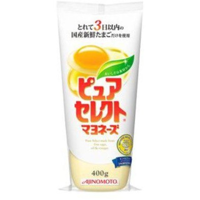 味の素 ピュアセレクト マヨネーズ 400g