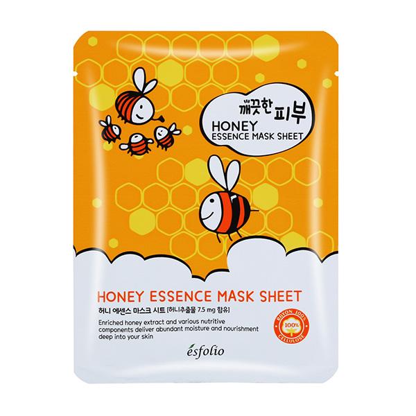 韓國esfolio 高效精華面膜-蜂蜜 25ml