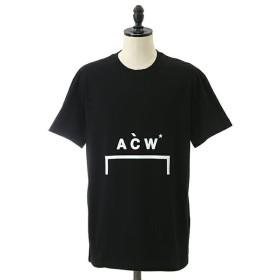 A-COLD-WALL / ア コールド ウォール : ACW BRACKET LOGO TSHIRT ( エーシーダブリュー アコールドウォール ブラケット ) BLACKTEE2