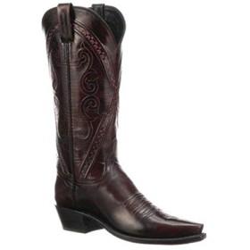 [ルケーシー] レディース ブーツ&レインブーツ Darlene Western Boot 7 Toe [並行輸入品]