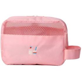 Poonikuuメイクポーチ 化粧品袋 コスメポーチ 化粧品収納袋 トイレタリーバッグ 小物収納 出張旅行 レディース