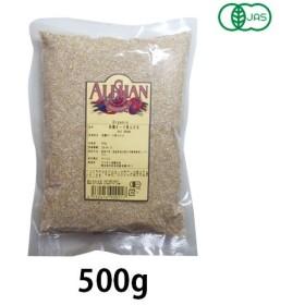 有機オーツ麦ふすま (500g)【アリサン】