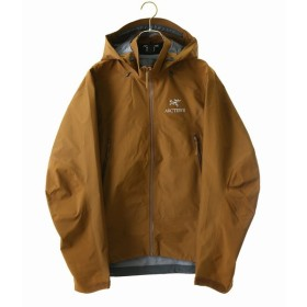 ARC'TERYX / アークテリクス : Beta AR Jacket Men's -Caribou- : アークテリクス ナイロンアウター シェル ブルゾン レインウェア : L07107400