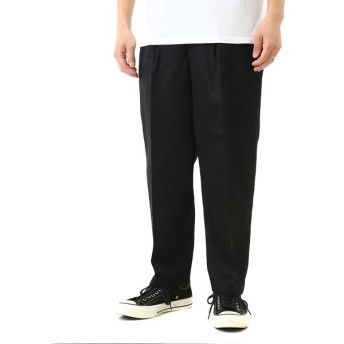 【20%OFF】MARKAWARE / マーカウェア : CLASSIC FIT TROUSERS -WEST POINT-  : クラシック フィット トラウザーズ : A19B-03PT01C