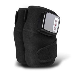 膝蓋按摩器熱敷震動 多功能充電發熱護膝關節/銀髮必備