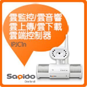 【居家防疫大幫手】Sapido IPJC1n 智慧雲端無線音響監控分享器