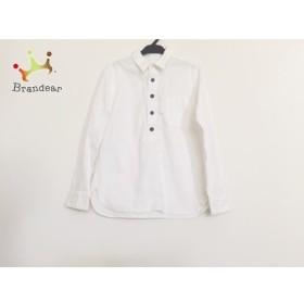 イール EEL Products 長袖ポロシャツ サイズXS レディース 白 新着 20190922