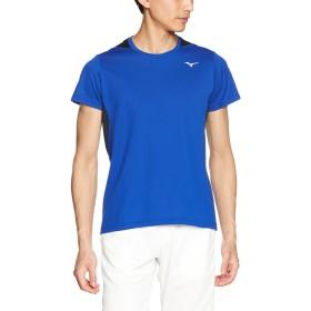 (ミズノ)MIZUNO トレーニングウェア アイスタッチ 半袖Tシャツ 32MA8106 25 サーフブルー XL
