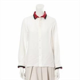 イッセイミヤケ ポリエステル シャツ サイズ1 メンズ ホワイト