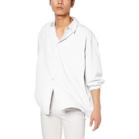 [ウィゴー] BIGシャツ M ホワイト