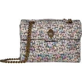 [カートジェイガーロンドン] レディース ハンドバッグ Tweed Kensington Crossbody Bag [並行輸入品]