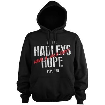 Officially Licensed Aliens - Hadleys Hope Hoodie (Black), Small
