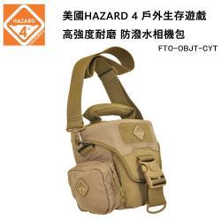 美國HAZARD 4 Objective Small SLR Camera Case 防潑水相機包-狼棕色 (公司貨)FTO-OBJT-CYT