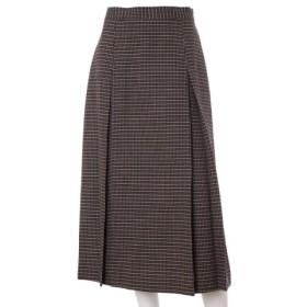 (INED(L SIZE)/イネド(Lサイズ))《大きいサイズ》チェック柄スカート/レディース 柄小9