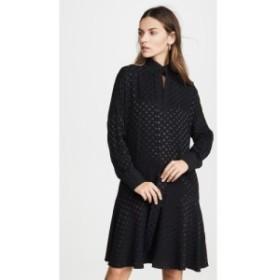 ティビ Tibi レディース ワンピース ワンピース・ドレス Dolman Dress Black