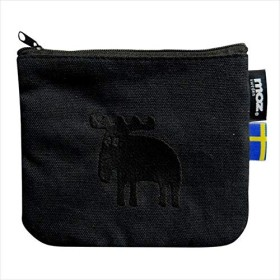 moz 帆布トート ポケットティッシュ ブラック ブラック W14.5XH12.5cm 525018