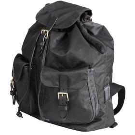カバンのセレクション フェリージ リュックサック メンズ レディース A4 本革 革 レザー ナイロン Felisi 15 56 DS ユニセックス ダークグレー 在庫 【Bag & Luggage SELECTION】