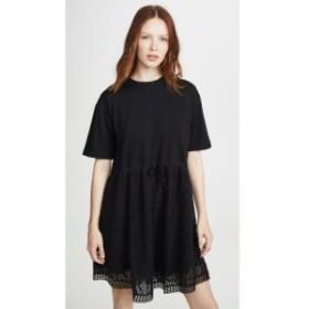 クロエ See by Chloe レディース ワンピース ワンピース・ドレス Drop Waist Dress Black