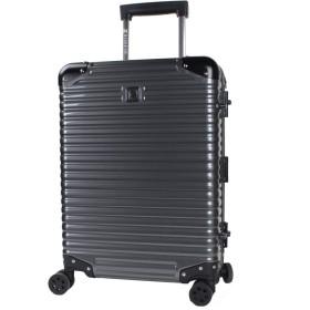 [ランツォ] スーツケース ノーマンライト 21インチ 機内持込可 34L 49cm 3.9kg 【42106】Gray