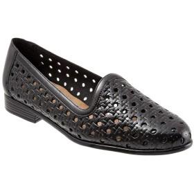 [トロッターズ] レディース スリッポン・ローファー Liz Woven Leather Loafers [並行輸入品]