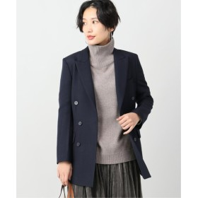VERMEIL par iena マリンセーラーダブルブレストジャケット◆ ネイビー 36