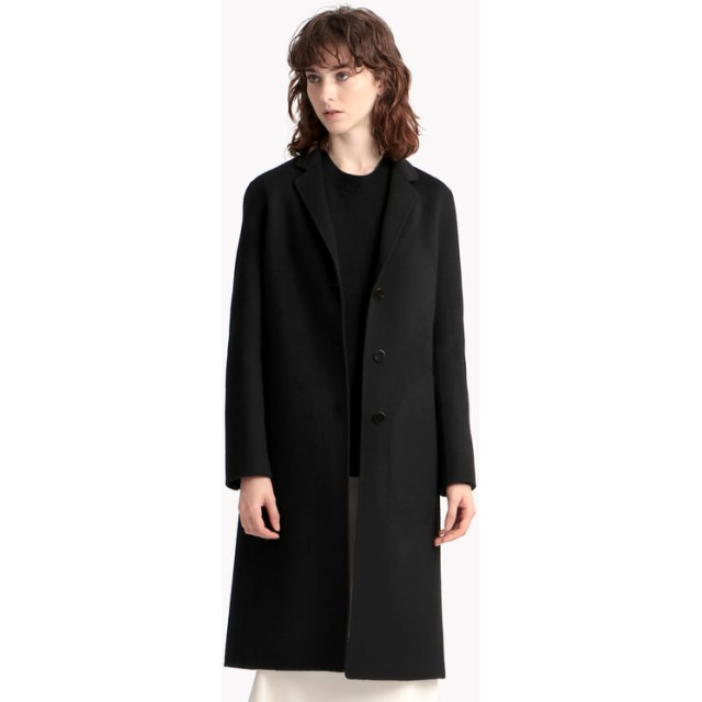 【Theory】New Divide Luxe Classic Coat Df