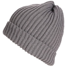 Zhhlinyuan 良質 Winter Outdoor Warm Knit Caps Headwear Unisex Solid color Stripe Beanie 帽子
