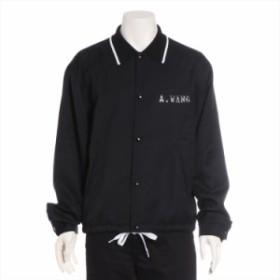 アレキサンダーワン ウール コーチジャケット サイズM メンズ ブラック