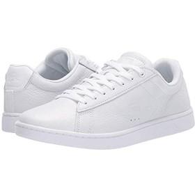 [ラコステ] レディーススニーカー・靴・シューズ Carnaby Evo 319 1 White/White (22.5cm) M [並行輸入品]