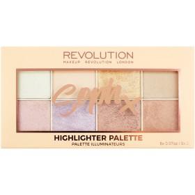 Revolution Highlighterパレットソフx