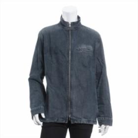 アーペーセー デニム ジャケット サイズ1 メンズ ブルー