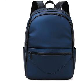 NCYTDE PUノートブックレディースメンズバックパック男性旅行バッグ