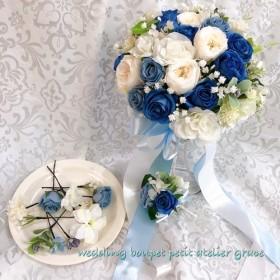 wedding boupet(受注制作)