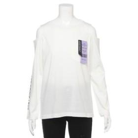 ラブトキシック(Lovetoxic)/肩開きタグつきTシャツ