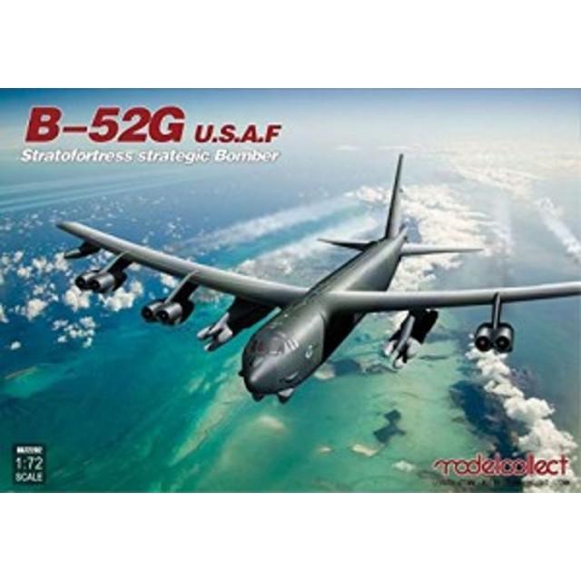モデルコレクト 1/72 アメリカ空軍 B-52G ストラトフォートレス プラモデル(未使用品)