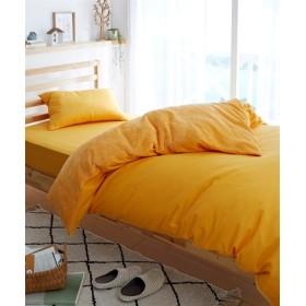 綿100%平織×裏面あったかフランネルの掛け布団カバー 掛け布団カバー